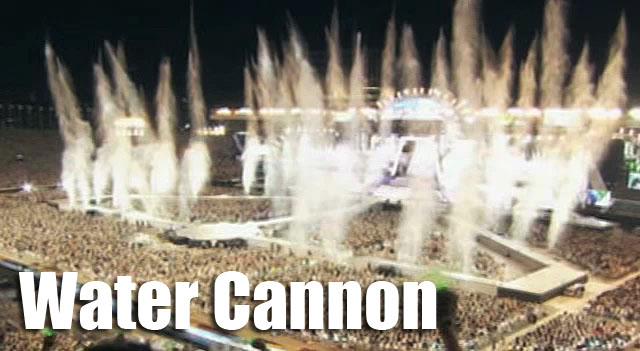 water cannon image